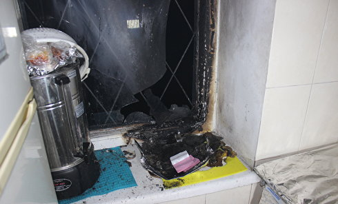 В месте массового пребывания хасидов в Умани произошел взрыв
