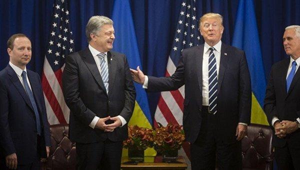 Порошенко: Мэттис иТрамп поддержали военно-техническое сотрудничество с государством Украина