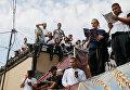 Хасиды в Умани
