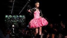 Неделя моды в Милане. Показ Moschino