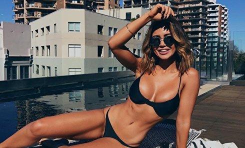 25-летняя фитнес-инструктор, модель и популярный блогер Пиа Мюлленбек из Австралии