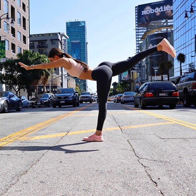 Американская фотомодель и фитнес-инструктор Джен Селтер