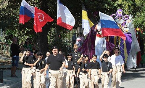 День Государственного герба и Государственного флага Республики Крым
