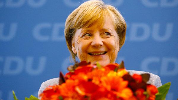 Меркель отреагировала на прорыв правых на выборах в Германии