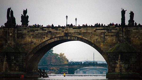 В Праге трагически погиб снимавшийся у Формана актер