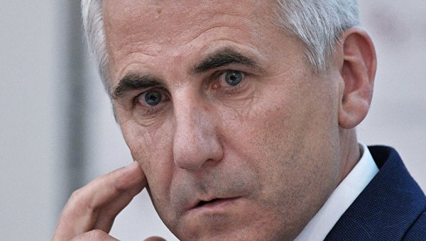 Глава Представительства Европейского союза в России Вигаудас Ушацкас. Архивное фото