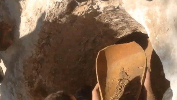 Археологическая находка в Иерусалиме