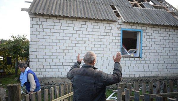 Последствия взрывов боеприпасов на военном складе в Винницкой области. Павловка