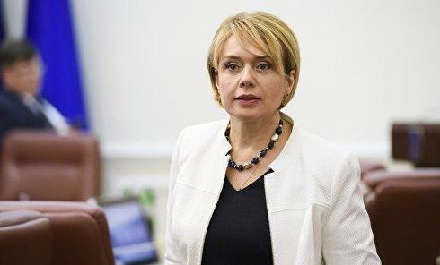 Министр образования Лилия Гриневич