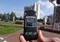 Уровень радиации в Виннице после взрывов в Калиновке