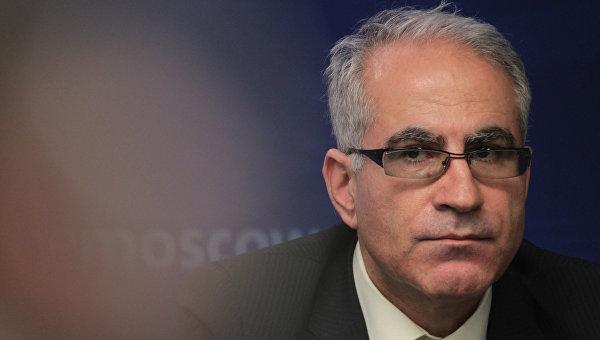 Представитель Демократической партии Курдистана в России Хошави Бабакр. Архивное фото