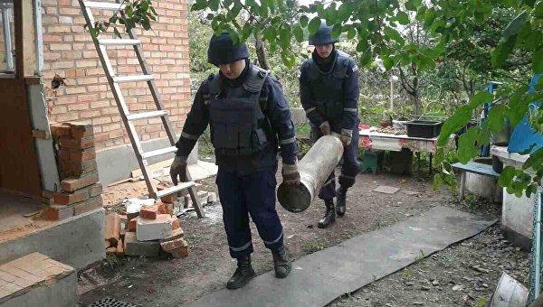 Саперы очистили прилегающие к арсеналу под Винницей населенные пункты