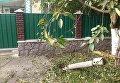 Последствия взрывов в Калиновке Винницкой области, 29 сентября 2017
