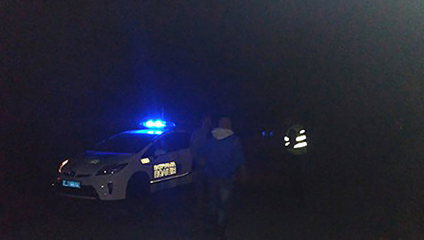 На месте убийства депутата Черкасского горсовета Михаила Бинусова