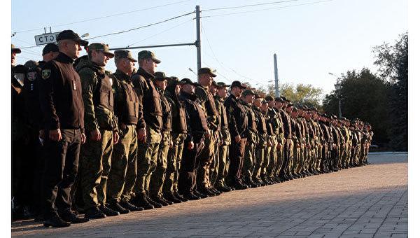 Полиция в Донецкой области на выходные усиливает патрулирование