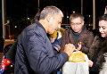 Французский актер Сами Насери в Крыму