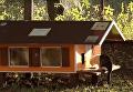 Кошкин дом: в Риге мастерят дома для пушистых бродяг