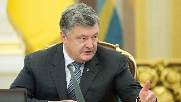 Порошенко решил положиться насиловиков вделе Саакашвили