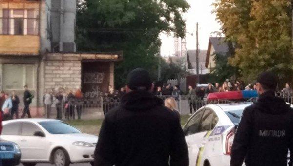 Нападение на Фестиваль равенства в Запорожье, 30 сентября 2017