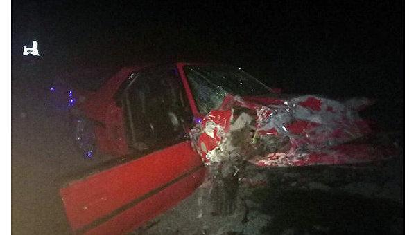В ДТП в Хмельницкой области погибли три человека