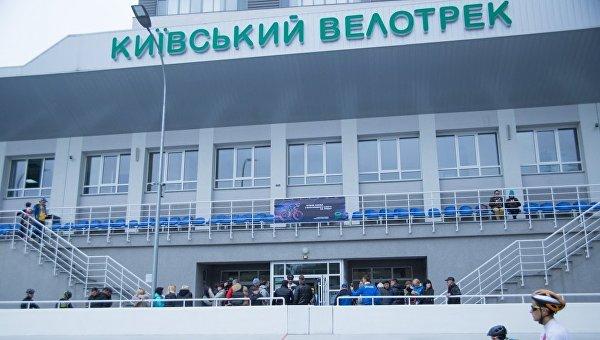 В Киеве открыли бесплатную детскую велошколу