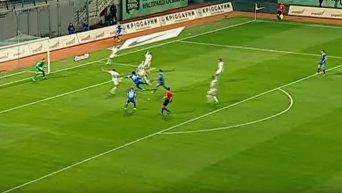 Невероятный матч киевского Динамо и Зари. 8 голов за игру. Видео