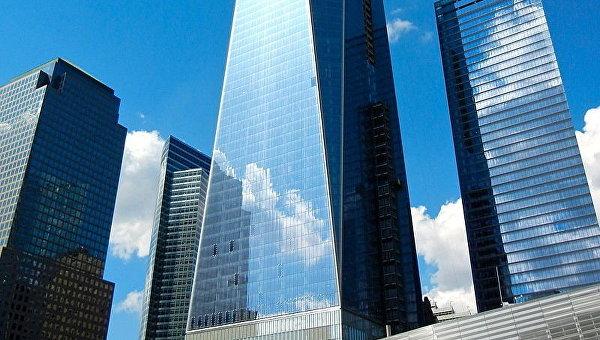 Всемирный торговый центр, штаб квартира издательства Condé Nast