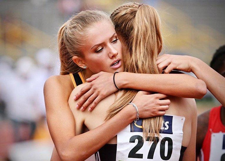 18-летняя немецкая бегунья стала самой половой атлеткой благодаря социальная сеть Instagram - «Life.ru»