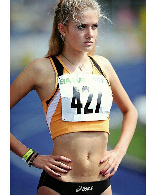 Бегунья изГермании стала самой половой легкоатлеткой