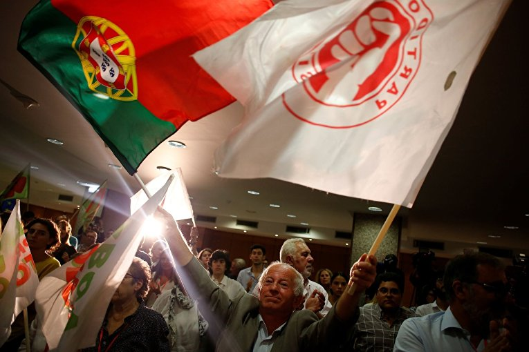 Переизбрание мэра Лиссабона Фернандо Медины