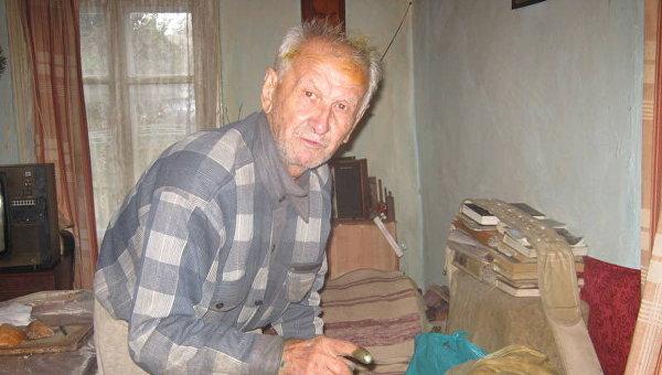 Пенсионер Богдан Кашивский