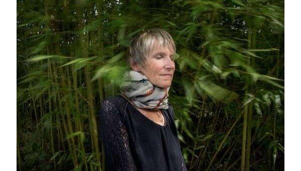 Писательница Энн Берт