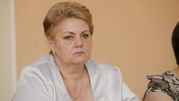 Бывший вице-мэр Одессы по гуманитарным вопросам Зинаида Цвиринько