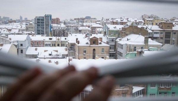 Мокрый снег предсказывает завтра региональный метеоцентр вПсковской области