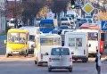 Движение в Житомира. Архивное фото