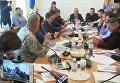 Конфликт Березы с Савченко. Видео