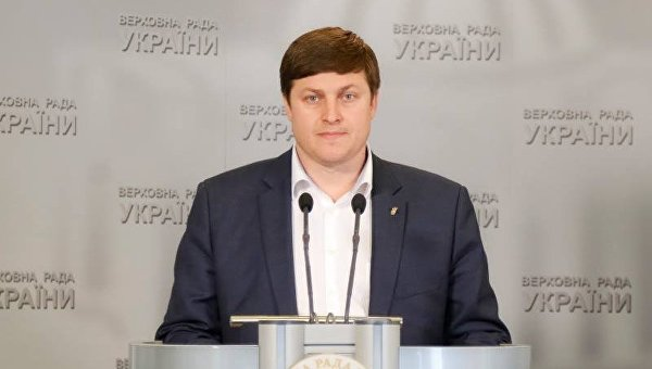 Народный депутат Олег Осуховский