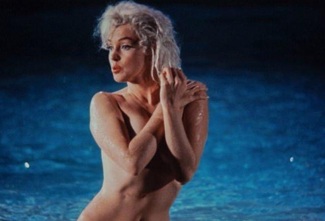 Уникальные кадры обнаженной Мэрилин Монро выставят нааукцион