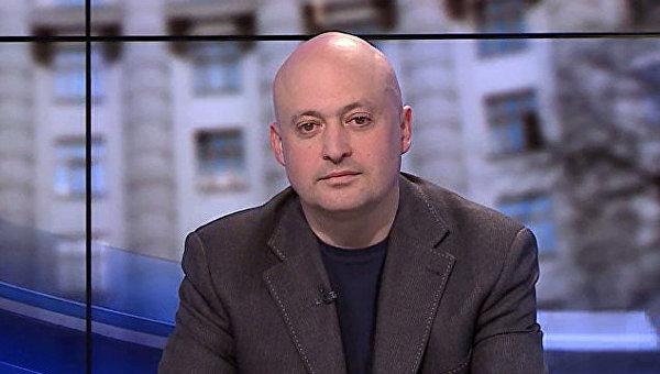 Политолог Олег Лисный