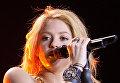 Американская певица Шакира