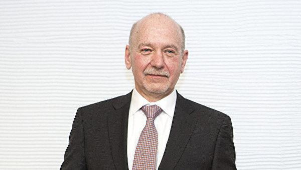Постоянный представитель России при ФАО в Риме Александр Горбань