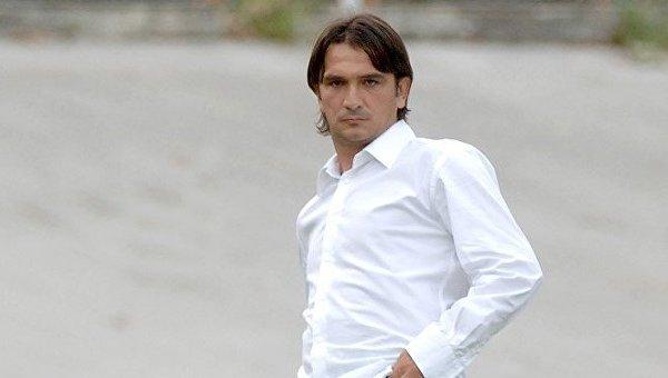 Новый главный тренер сборной Хорватии по футболу Златко Далич