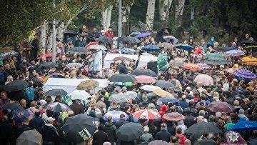 Хроника 8 октября: запуск пенсионной реформы, вече в Николаеве, смерть на марафоне