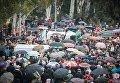 На вече в Николаеве собрались 2 тысячи человек