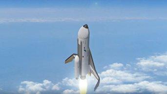 В США создают космический супер-самолет XS-1 для доставки грузов на орбиту. Видео