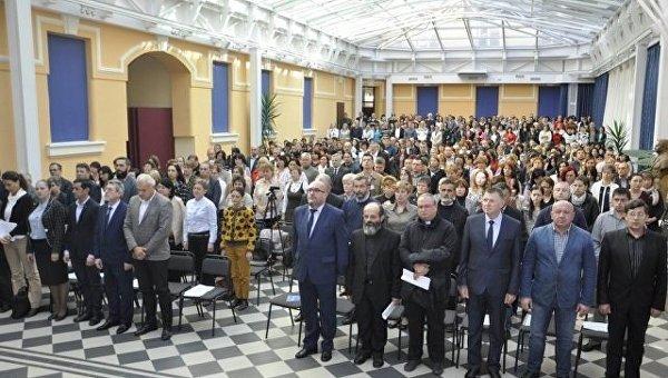 Внеочередное собрание-конференция Закарпатского венгерского педагогического общества (KMPSZ)