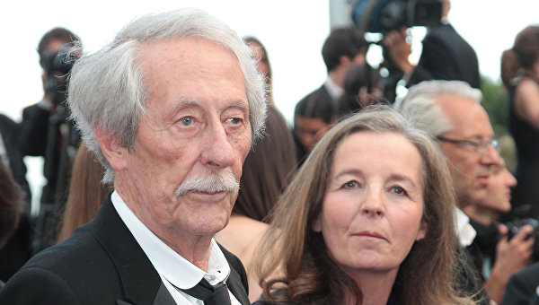 Ушел изжизни французский артист  Жан Рошфор