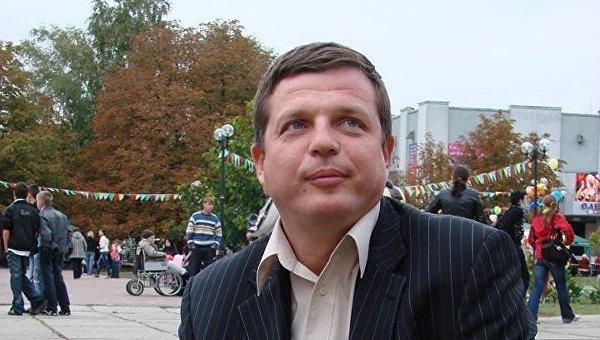 Экс-депутат Верховной Рады Алексей Журавко