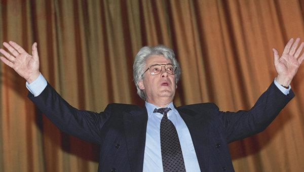 Аллан Владимирович Чумак. Архивное фото