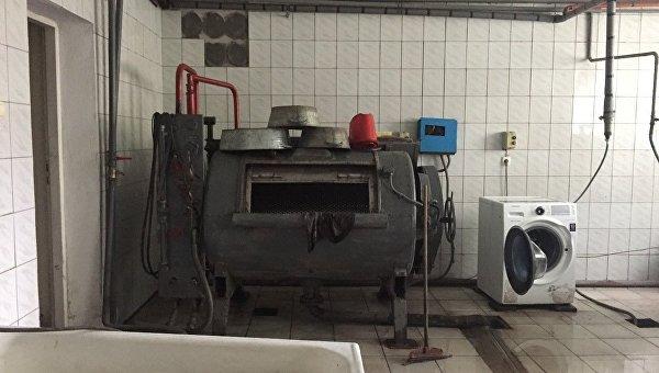 Условия в школе-интернат во Львовской области